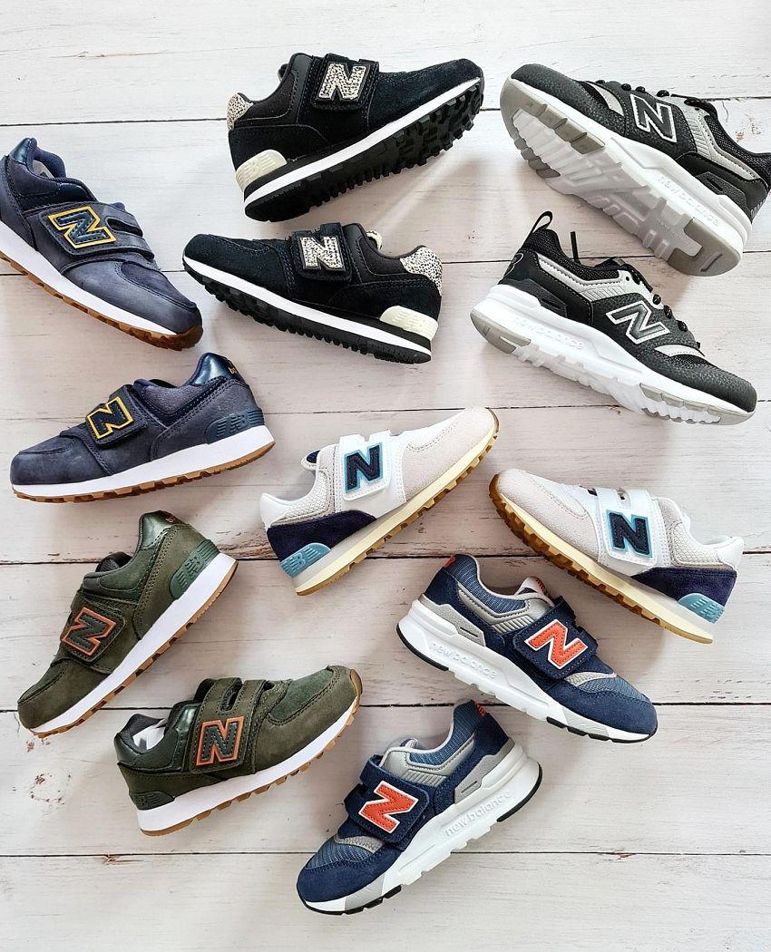 30% korting op New Balance sneakers!