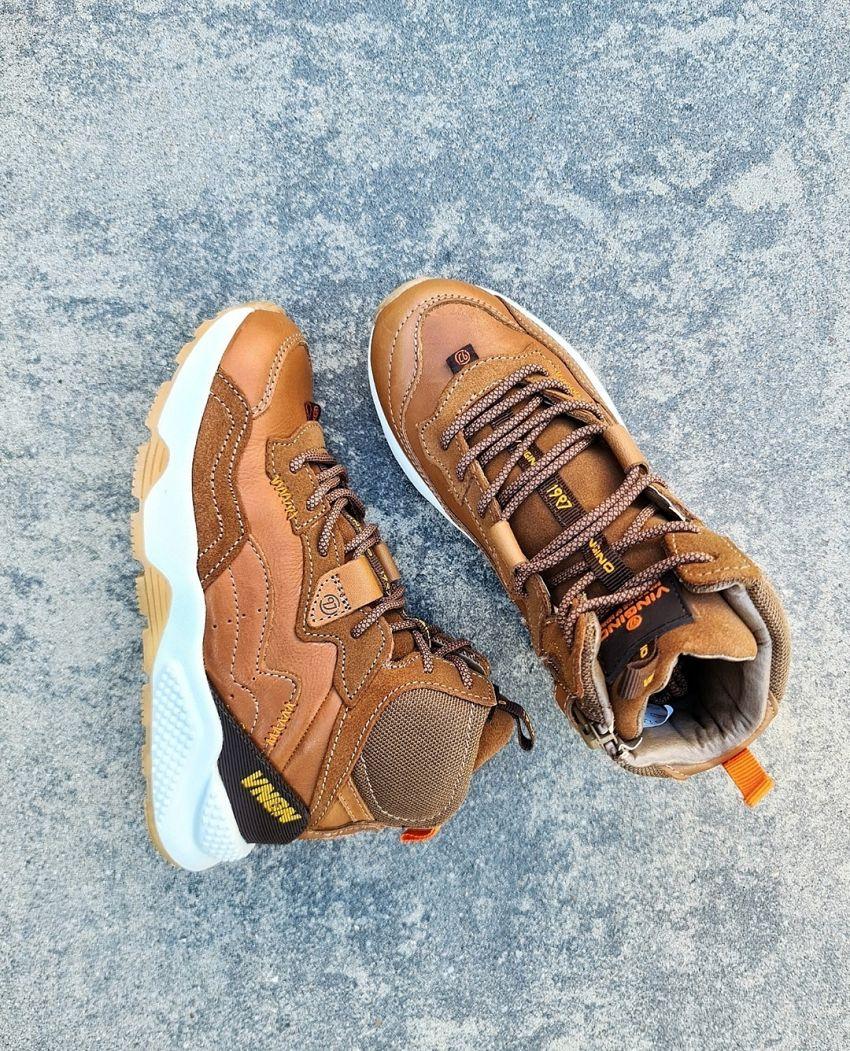 Stoere sneakers!