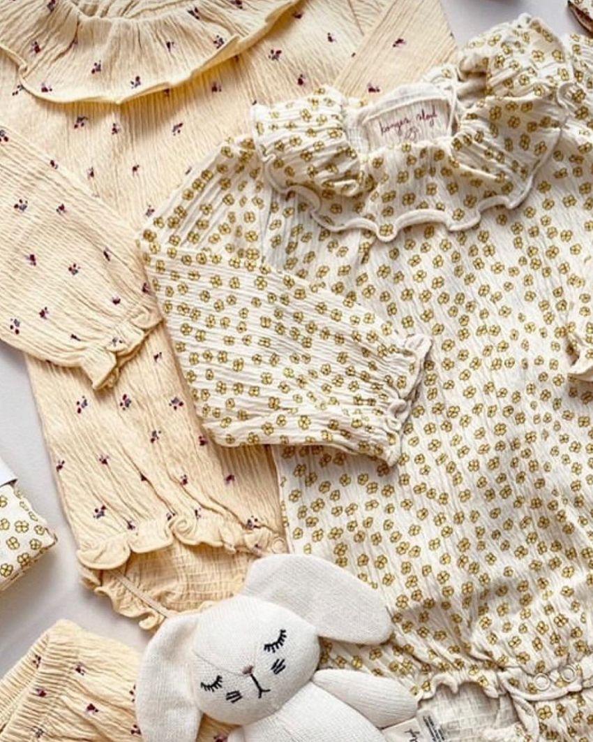 Prachtige babypakjes!
