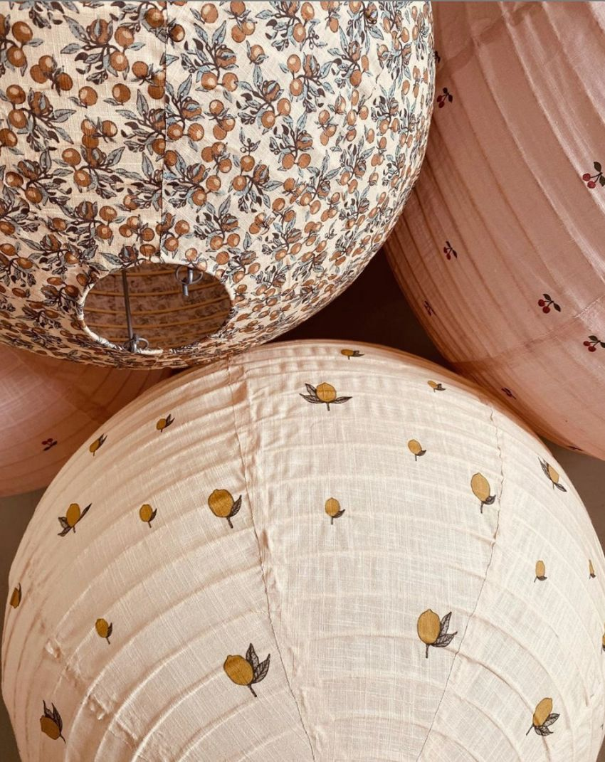 Mooie lampenkappen voor de kinderkamer!