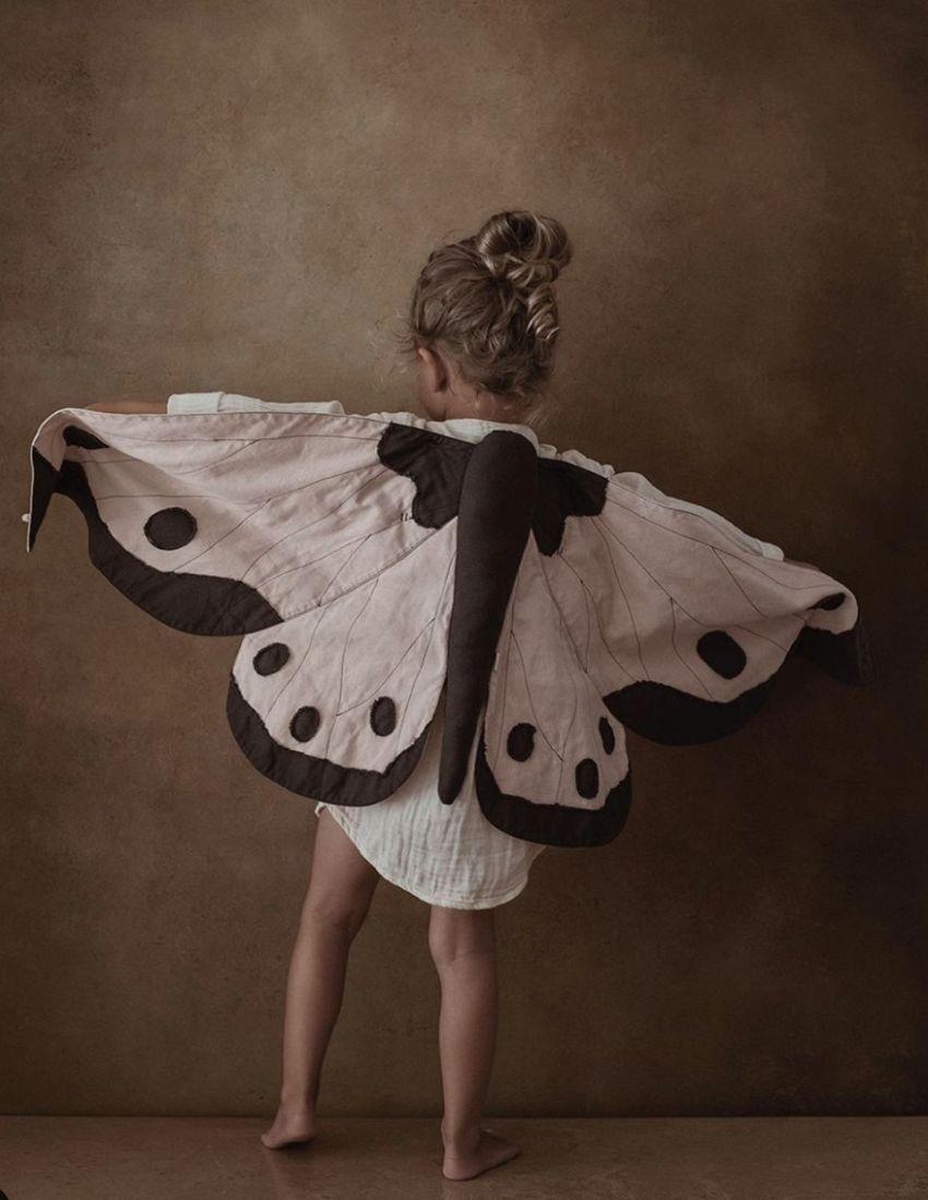 Prachtige verkleedset vlinder!