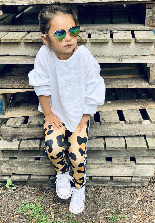 Leopard legging!