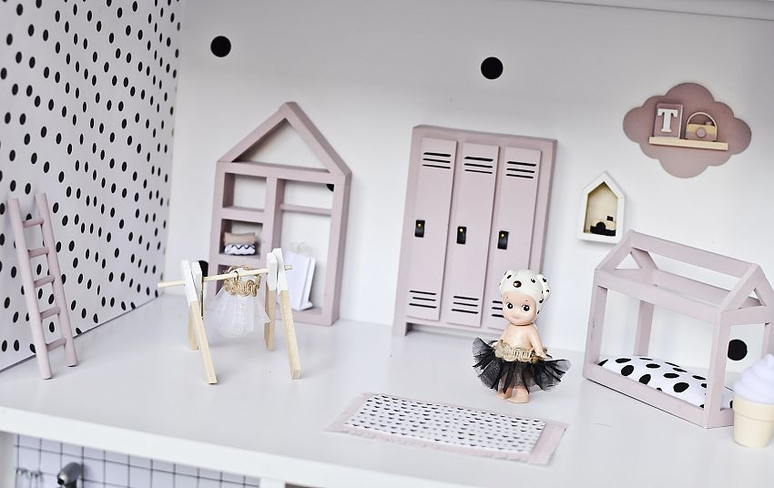 Accessoires dollhouse!