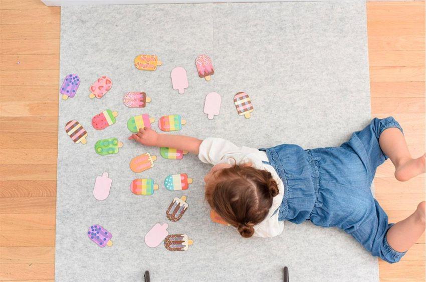 Memory met ijsjes!