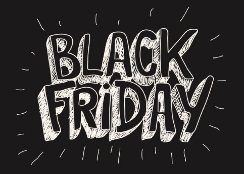 Black Friday musthaves!