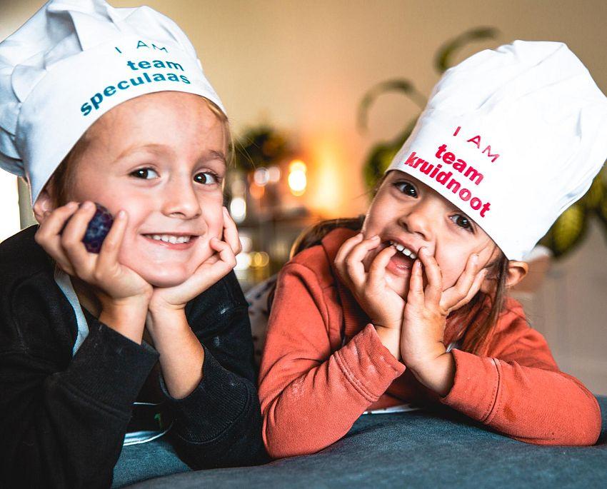 Onze bak challenge voor Sinterklaas!