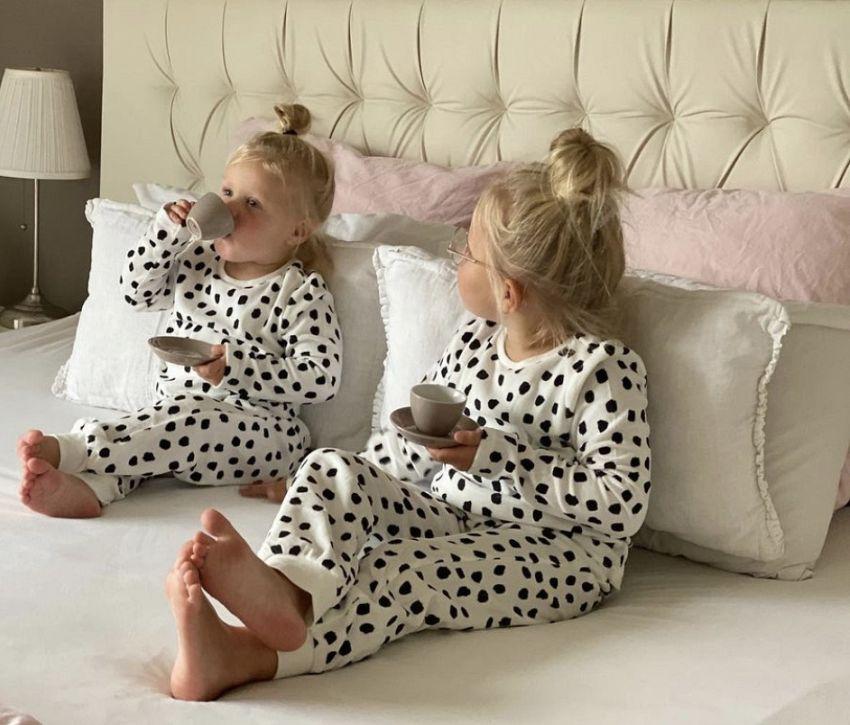 Life is better in pyjamas!
