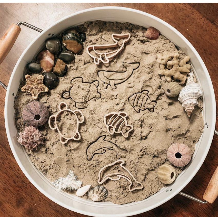 Magisch zand!