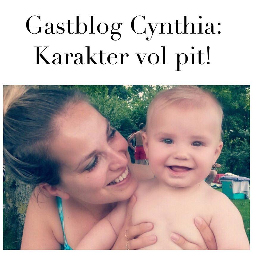 Cynthia blogt: Karakter vol pit!