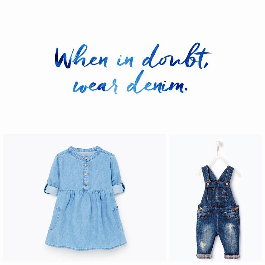 Denim is a way of life!