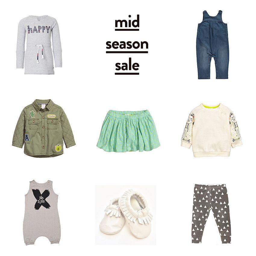 Mid season sale items!
