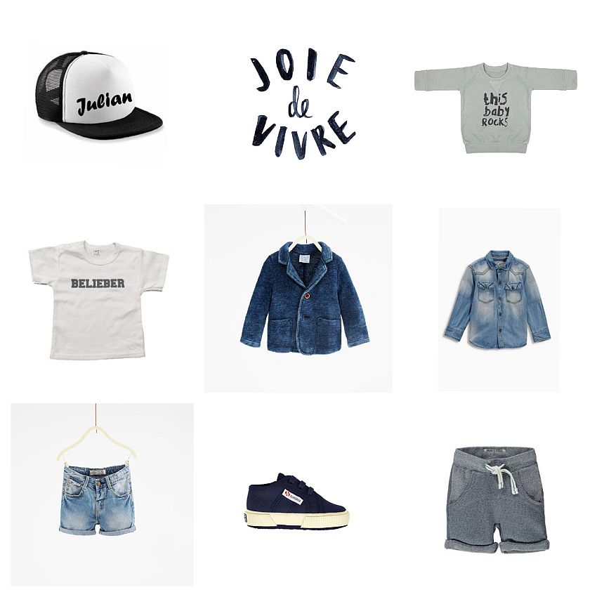 Summer musthaves boys!