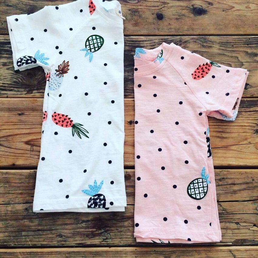 T-shirt pineapple!