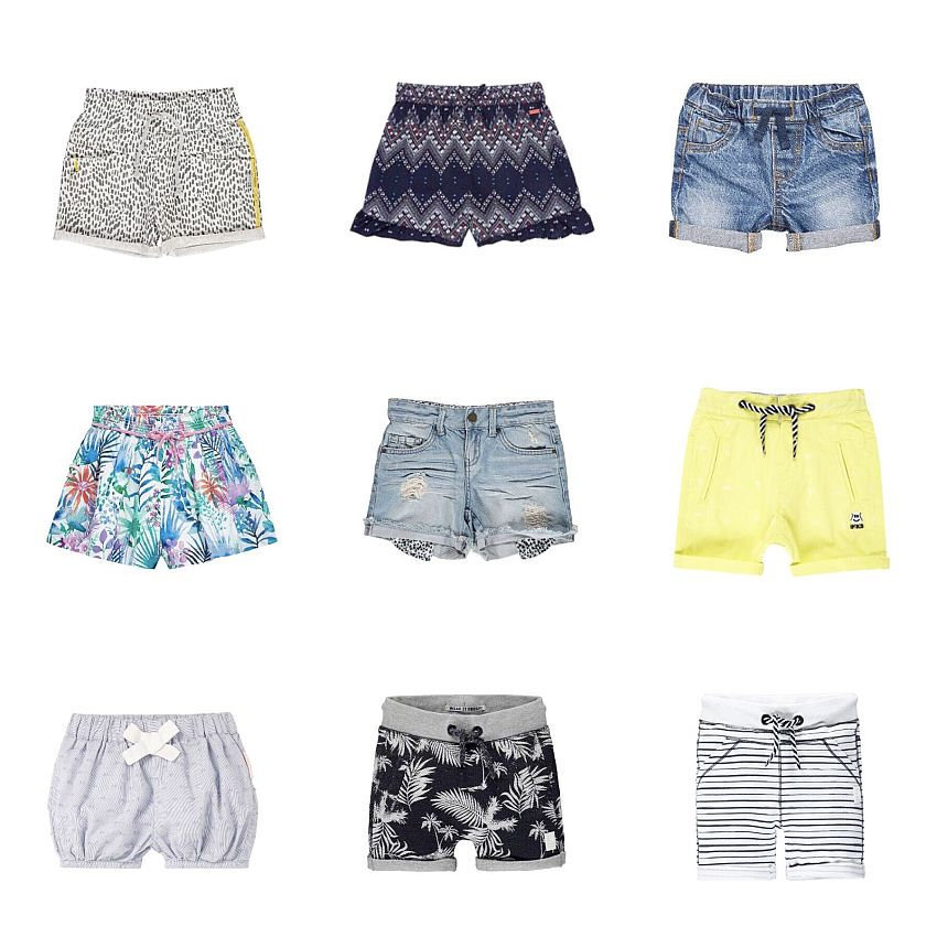 Life is better in shorts!