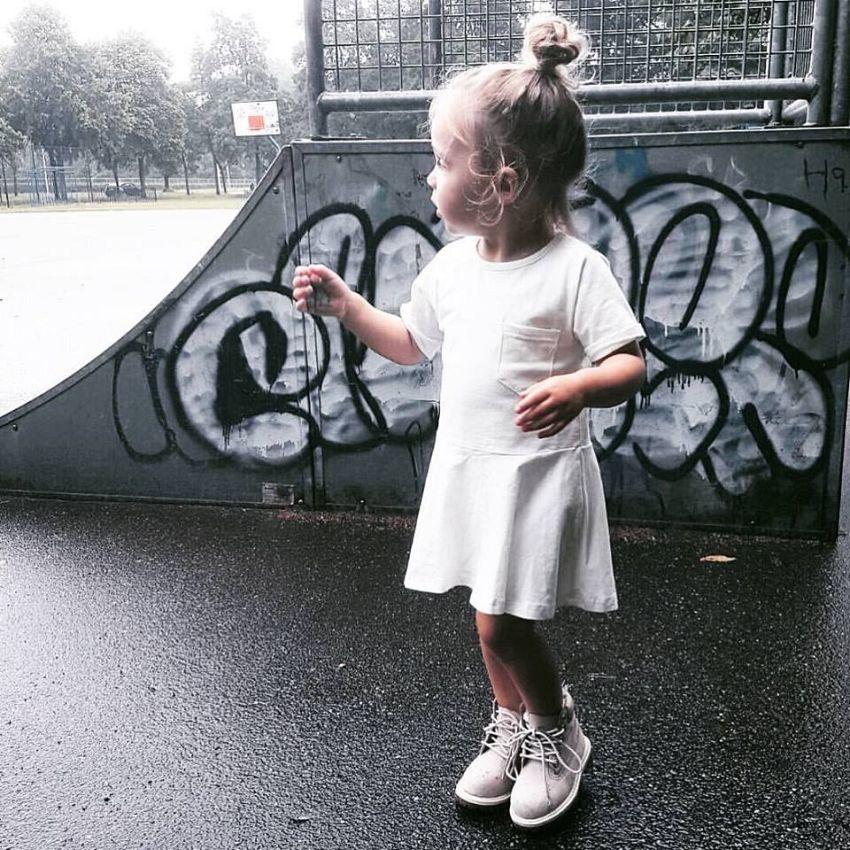 Summer basic dress!
