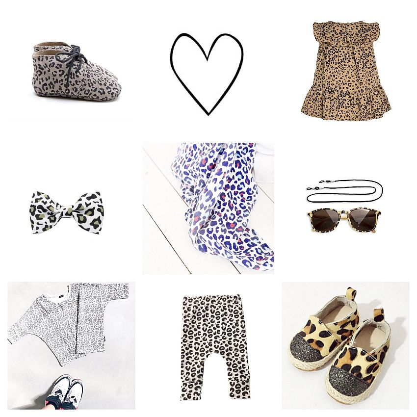 Musthave print: leopard!