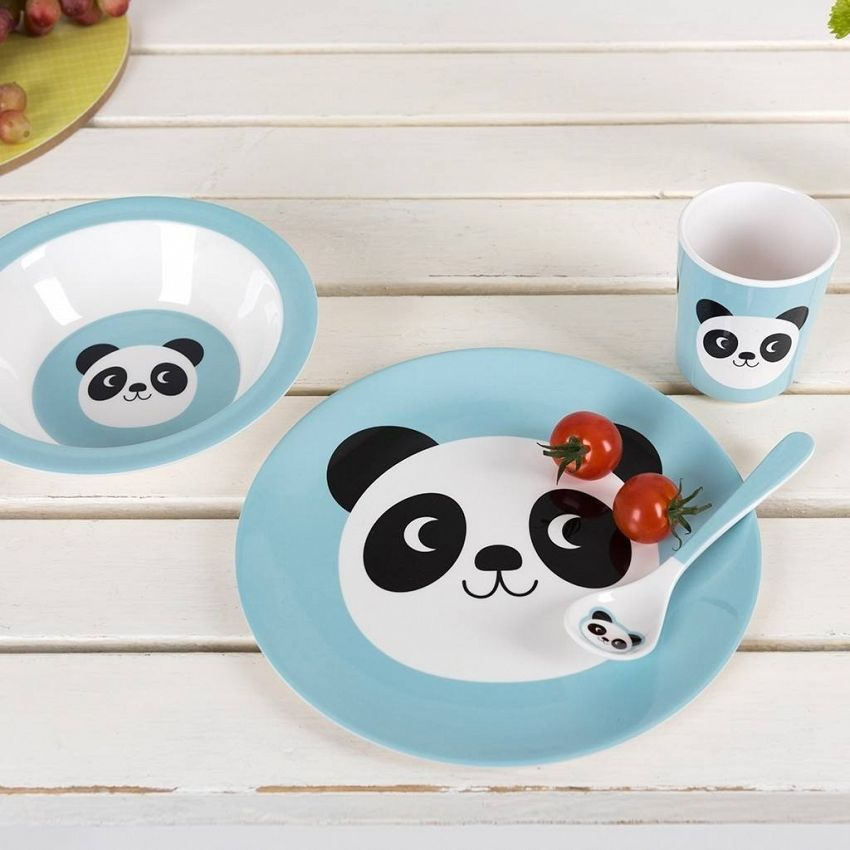 Panda lunch!