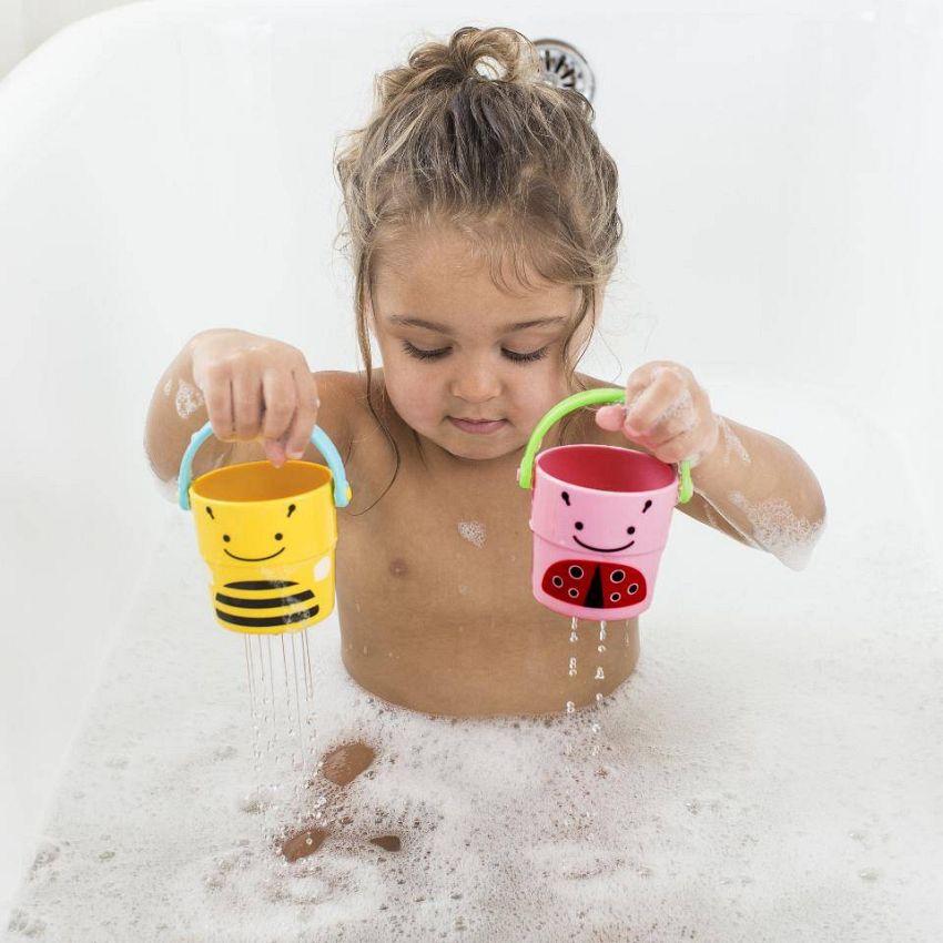 Emmertjes voor in bad!