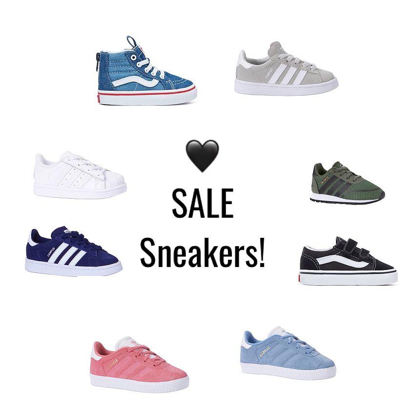 Sneakers met korting alert!