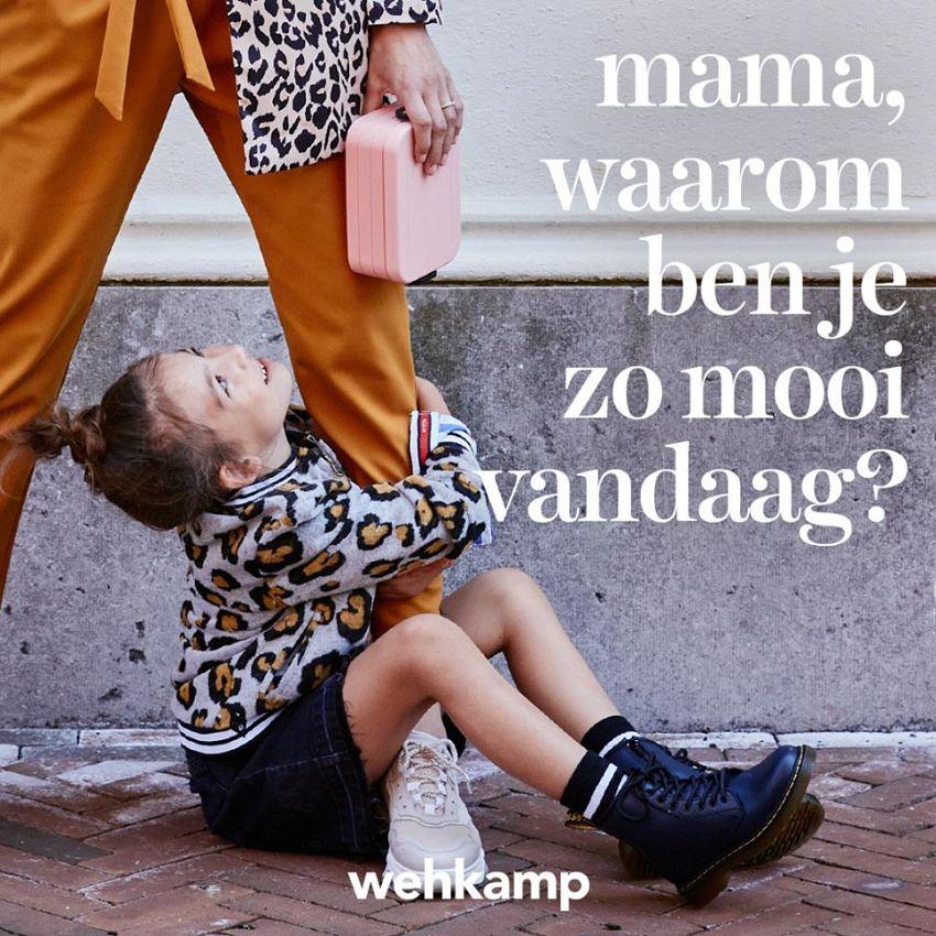 20% korting op alle herfstmode bij Wehkamp!