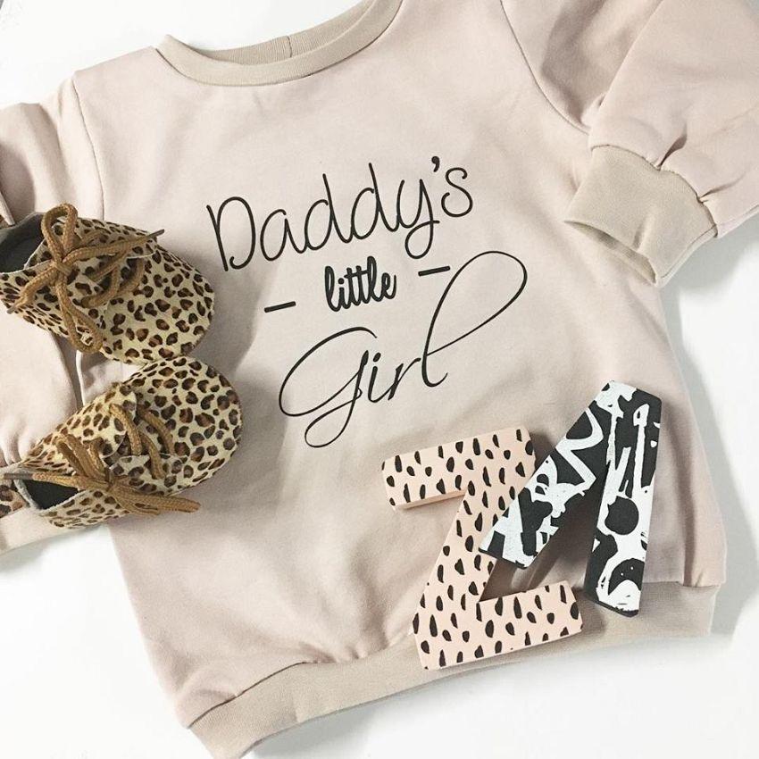 Daddy\'s little girl!