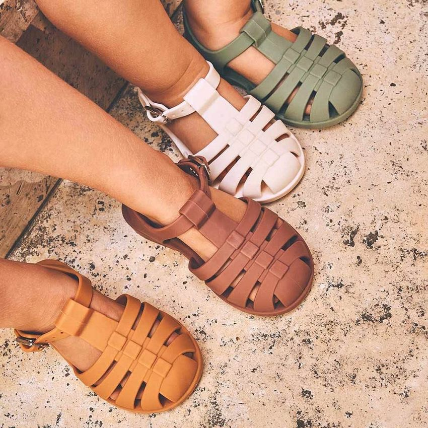 Liewood sandalen!