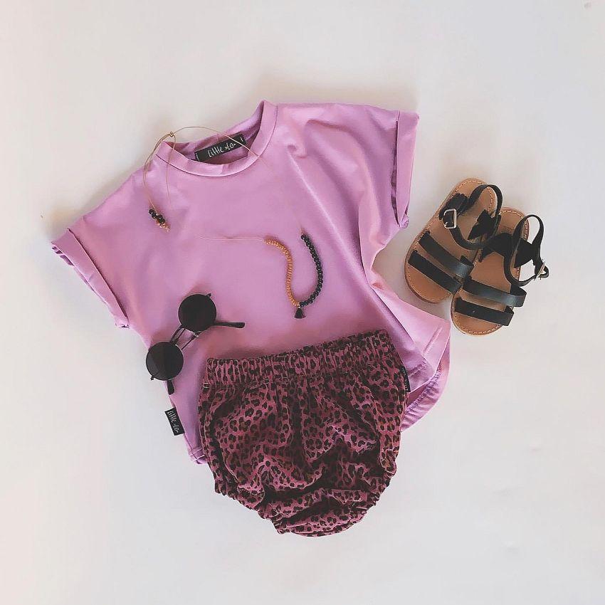 Leopard + lila = wauw!