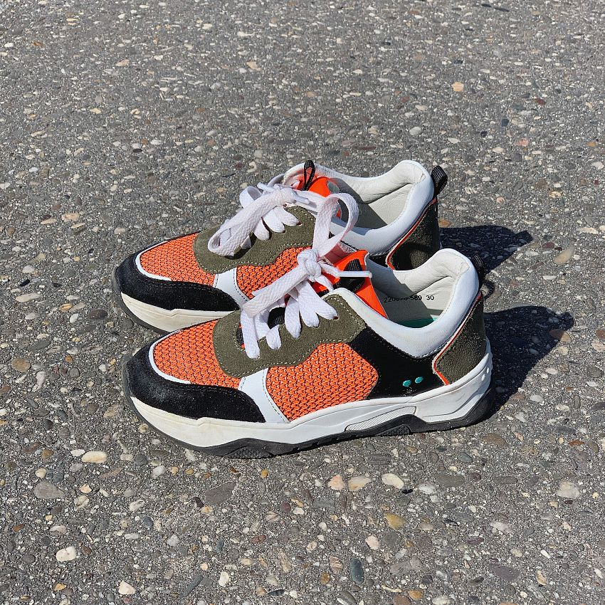 Stoere boys sneakers!