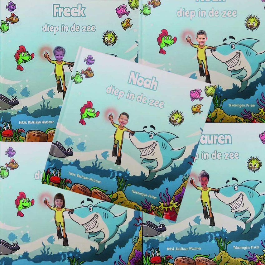 WIN: het nieuwe BiMi Book 'Diep in de Zee'!