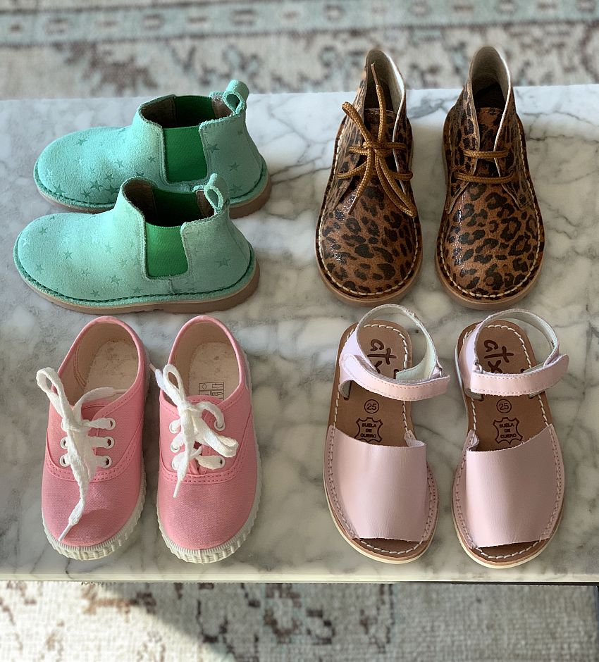 IN THE SPOTLIGHTS: Papatitos Kinderschoenen!