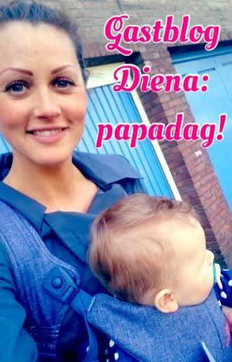 Diena blogt: papa dag!