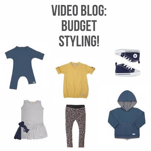 VLOG: Budget Styling
