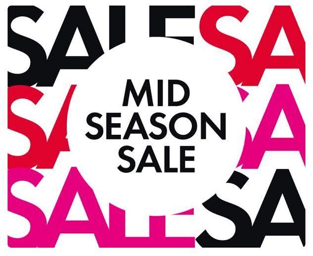 TIP: Midseason sale!
