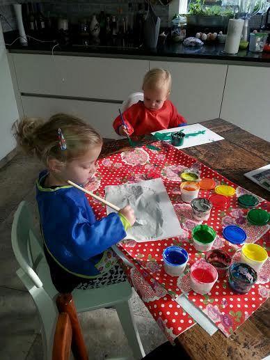 Anne Floor blogt: Onregelmatig werken!