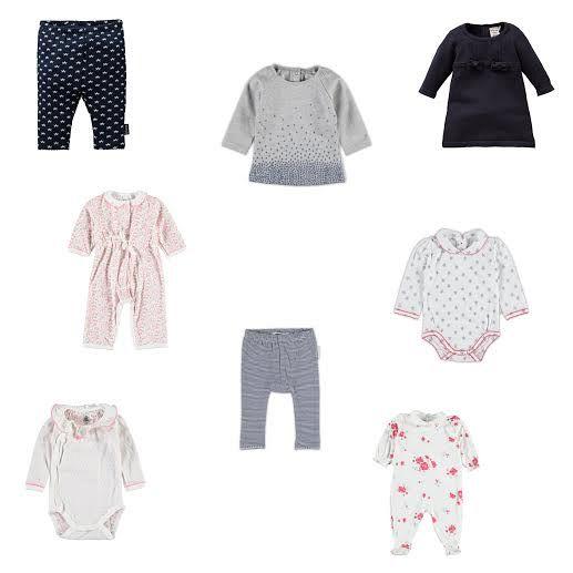 12x newborn musthaves voor girls!