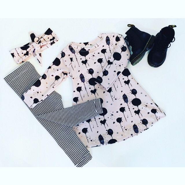 Toffe T-shirt Dress