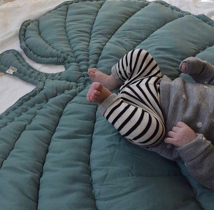 Leaf blanket!