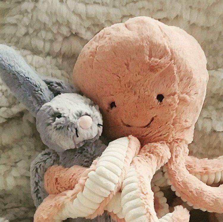 Stijlvolle knuffels!