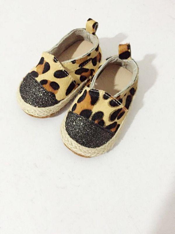 Leopard espadrilles!