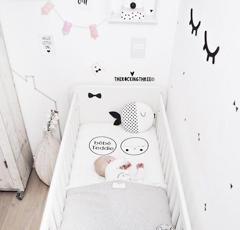 Baby Sheet bébé & Moon