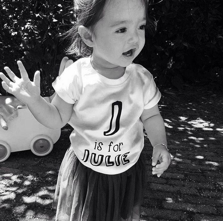 J is for...Julie!