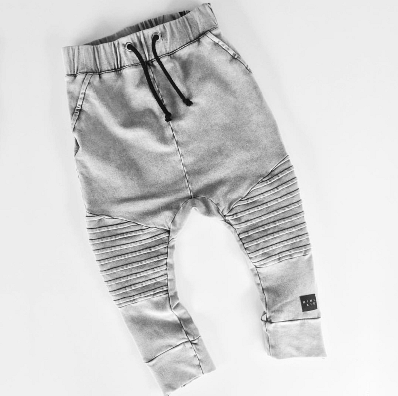 Washed pants!