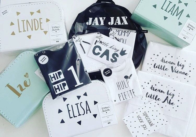 Personalized musthaves!