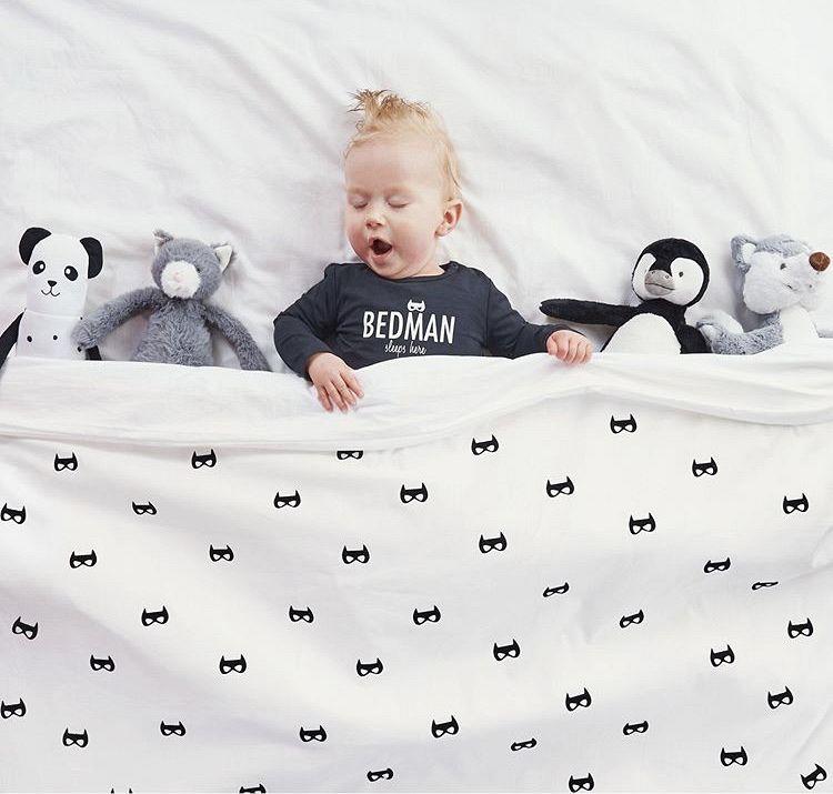 BEDMAN sleeps here!