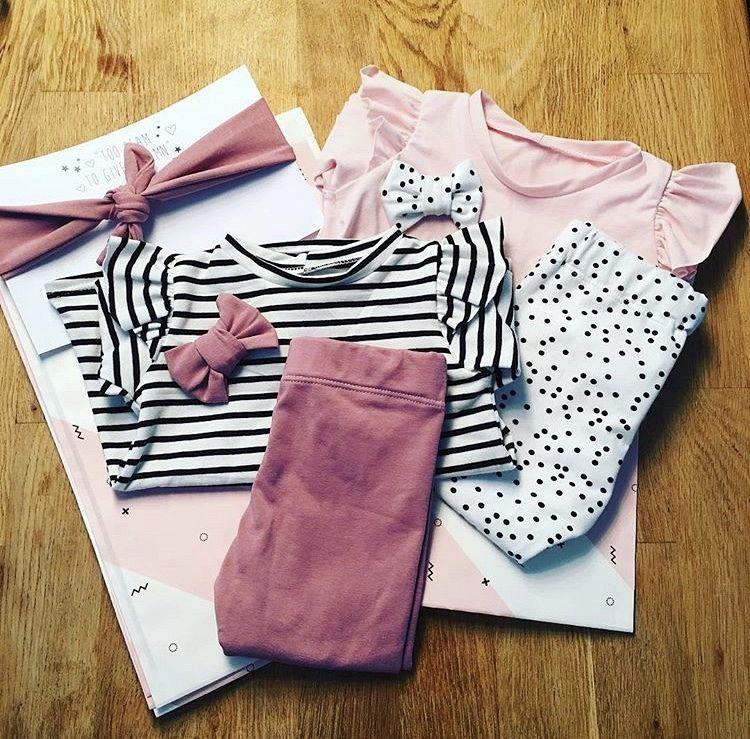 Stripes, dots & ruffles!