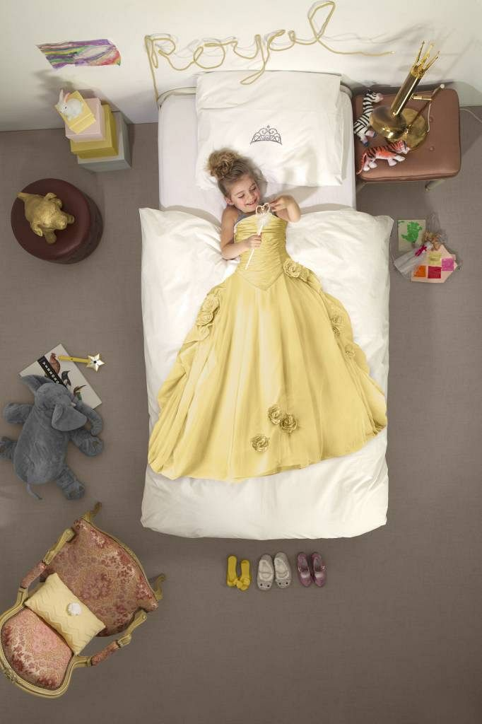 Sweet dreams princess!