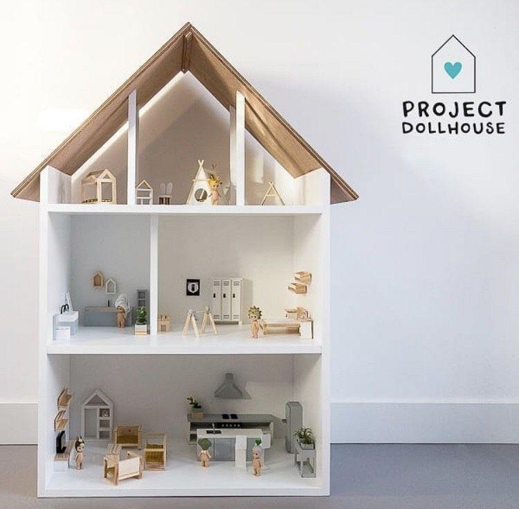 Moderne poppenhuizen!