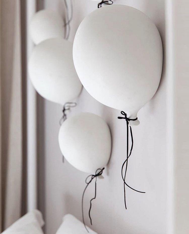 Decoratie ballonnen!