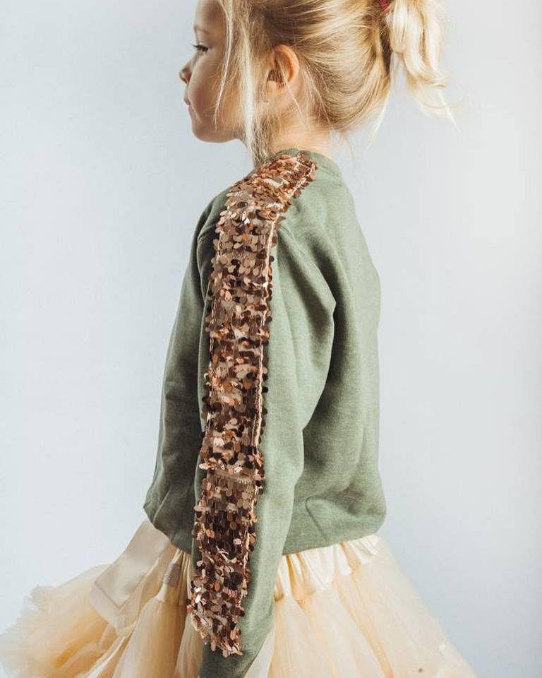 Deze sweater is goud waard!