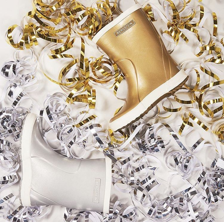 Silver & gold!